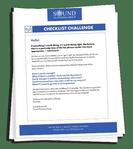SPGchecklist-challenge